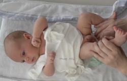 Comment changer la couche de bébé ?