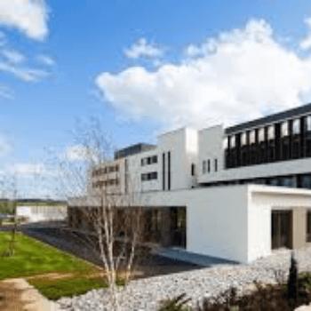 Maternité Centre hospitalier de Centre Bretagne - Pontivy