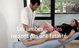 Les jambes lourdes pendant la grossesse, prévention et traitement.