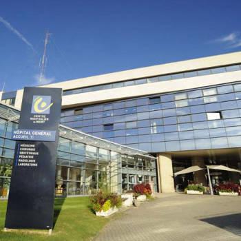 Maternité Centre hospitalier Georges-Renon - Niort
