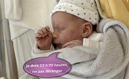 Les besoins de bébé