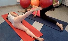 La méthode Pilates parfaitement adaptée à votre grossesse