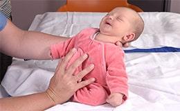 Pour calmer bébé, adoptez